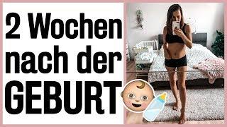 AFTER BABY BODY I So sieht mein BAUCH nach der Schwangerschaft aus 🙈I FoxyLovez