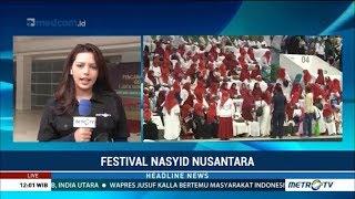 Ma'ruf Amin Hadiri Festival Nasyid Nusantara - Stafaband
