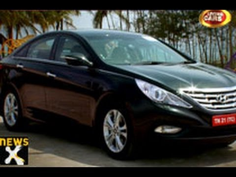 Review: Hyundai Sonata 2012 - NewsX