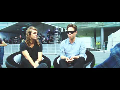 Campus TV - The Naked and Famous Interview