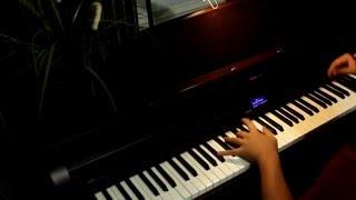 """""""Platinum Disco"""" Nisemonogatari Opening [PIANO COVER]"""