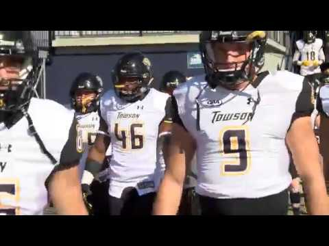 Towson football falls to UNH on the road