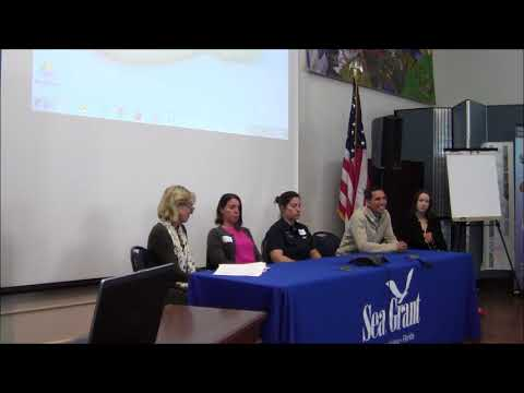 Question and answer panel, Oil spill response, assessment, and restoration: Marine mammals