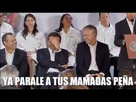 ¿ESTARIA BORRACHO?  MIRA EL RIDICULO QUE ACABA DE HACER PEÑA NIETO JAJAJAJA !!!!!!!!!
