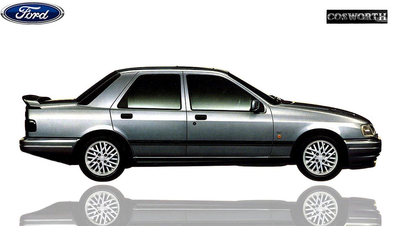 ?? Ford Sierra Sapphire Rs Cosworth Toni Sedans