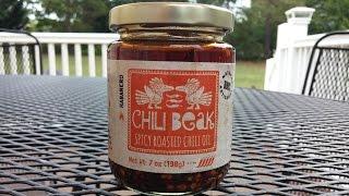 "Chili Beak ""habanero"" Spicy Roasted Chili Oil Review"