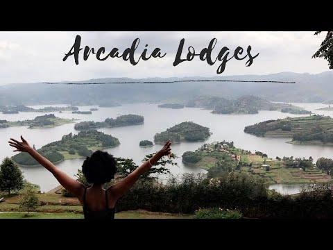 Arcadia Lodges. Best View Of Lake Bunyonyi