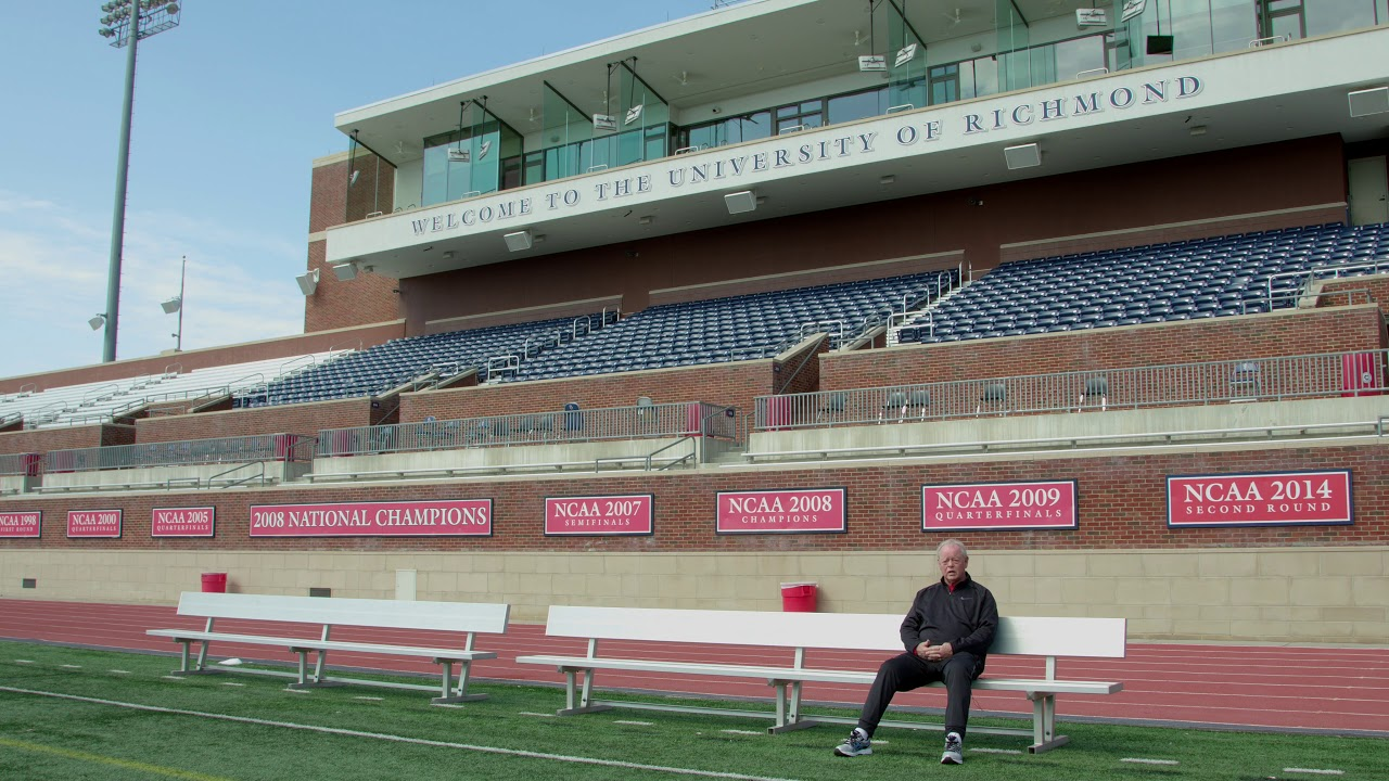 Jeff Hanson - UR Football Staff
