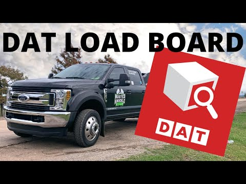 HOW TO BOOK A LOAD ON DAT LOAD BOARD | Foci