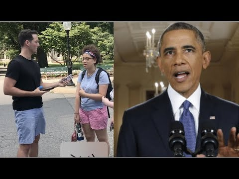 Preston Scott - WATCH! On Campus Reaction  as Super-racist Quote is Obama's