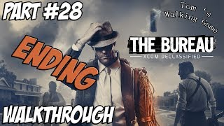 The Bureau: XCOM Declassified walkthrough part #28 - ENDING - KONEC!