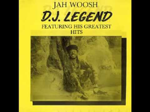 Jah Woosh-Love Jah And Live, I Can't Hide