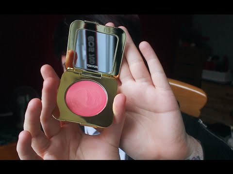 Tom Ford Summer 2015 Collection Pink Sand Blush Review.