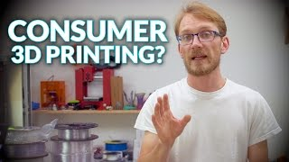 3D Printing Isn't For Everyone... Yet.