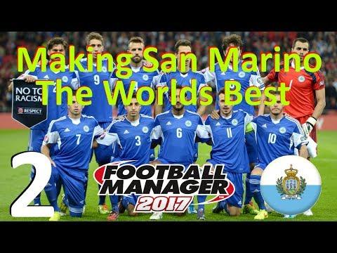Making San Marino The Worlds Best - Part 2