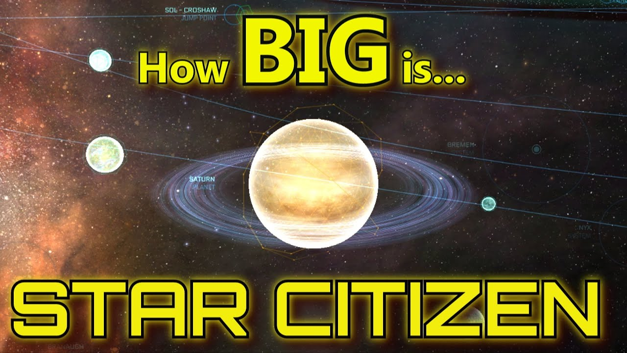 Rsi Star Map.Star Citizen How Big