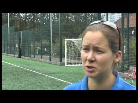 FREE v FREE National Children's Football Week 2017 Kings Hill FC