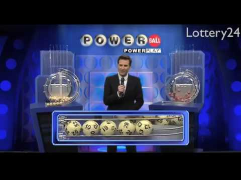 2017 02 22 Powerball Numbers and draw results