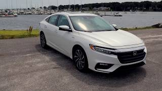 2019 Honda Insight Touring Review and Test Drive | Herb Chambers