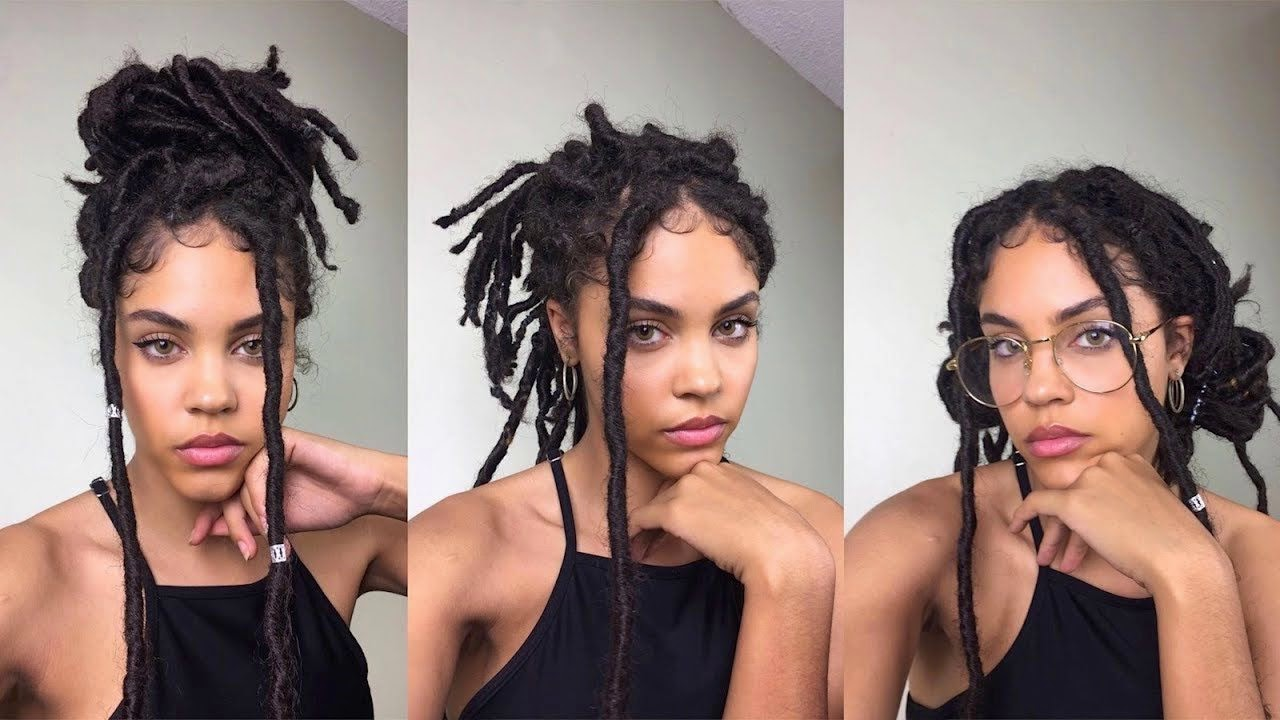 most trending faux locs hairstyles in 2018 - youtube