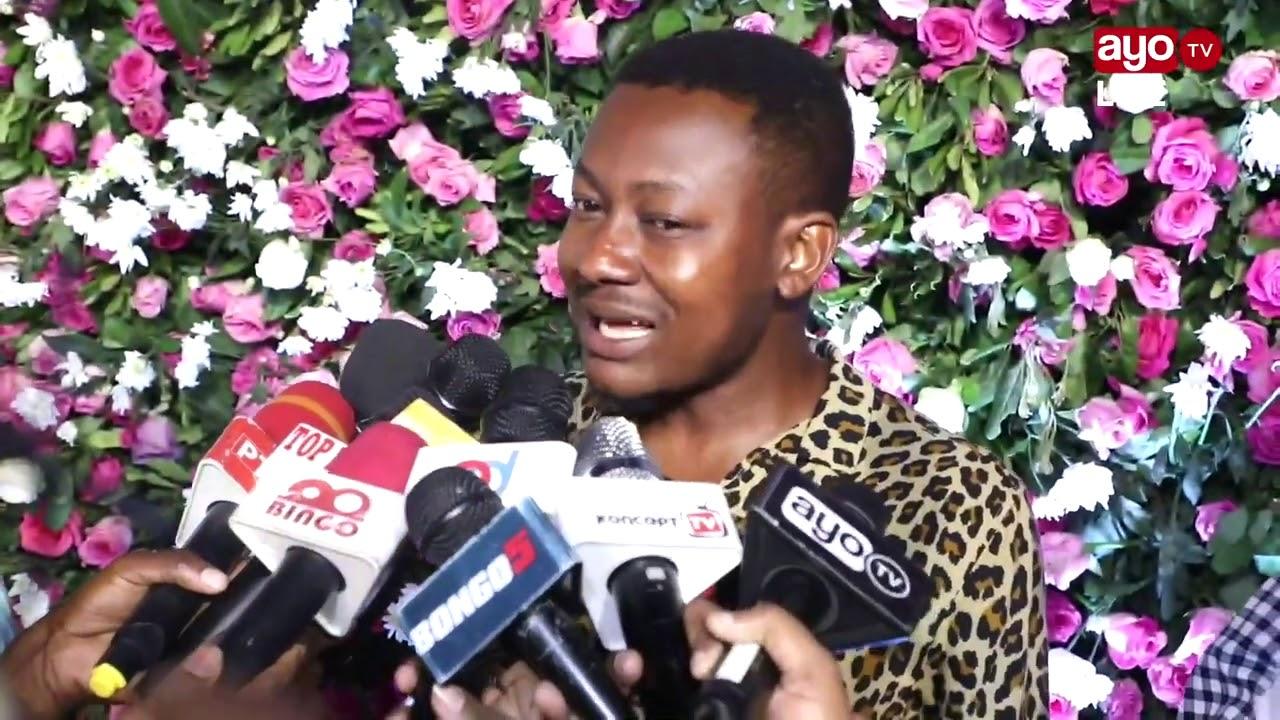 """Download CASTON DICKSON """"SIPENDI KUULIZWA KWANINI NIMEKONDA, SIYO MADAWA"""""""