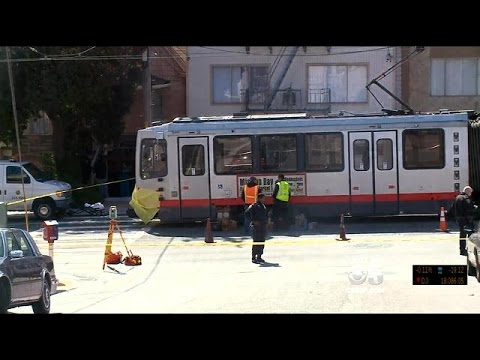 Child Rushing To School Hit, Killed By San Francisco Muni Tr