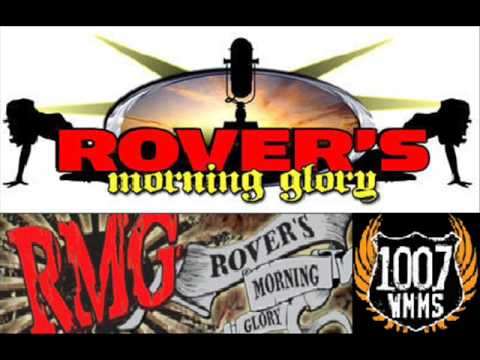 Rover's Morning Glory: Pump for Arnie