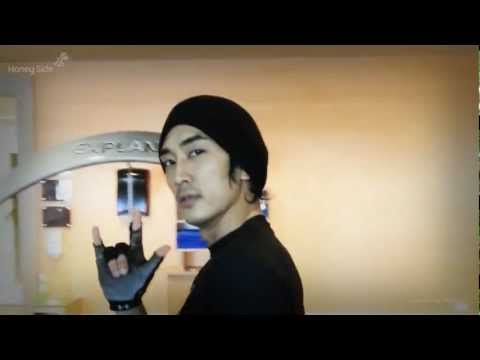 Honey Side 002 - Song Seungheon, Health in the Guam