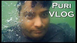 Mesmerizing Puri Sea Beach Trip | Puri VLOG | Travel with Ashish