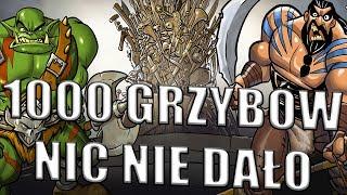 PONAD 1000 GRZYBÓW BY WBIĆ 350 LVL!  - SHAKES AND FIDGET #185