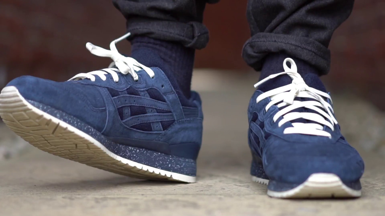 check out 29bf5 e9808 On The Foot EP.7 - Reigning Champ X Asics Gel Lyte III
