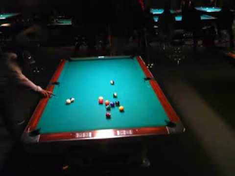 Red Shoes Billiards Bank Tournament Ike Runnels and Mark Jarvis 12 ...