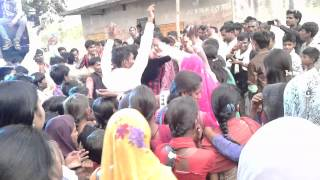 Dj dance on bhojpuri song(Arkestra dance in up)