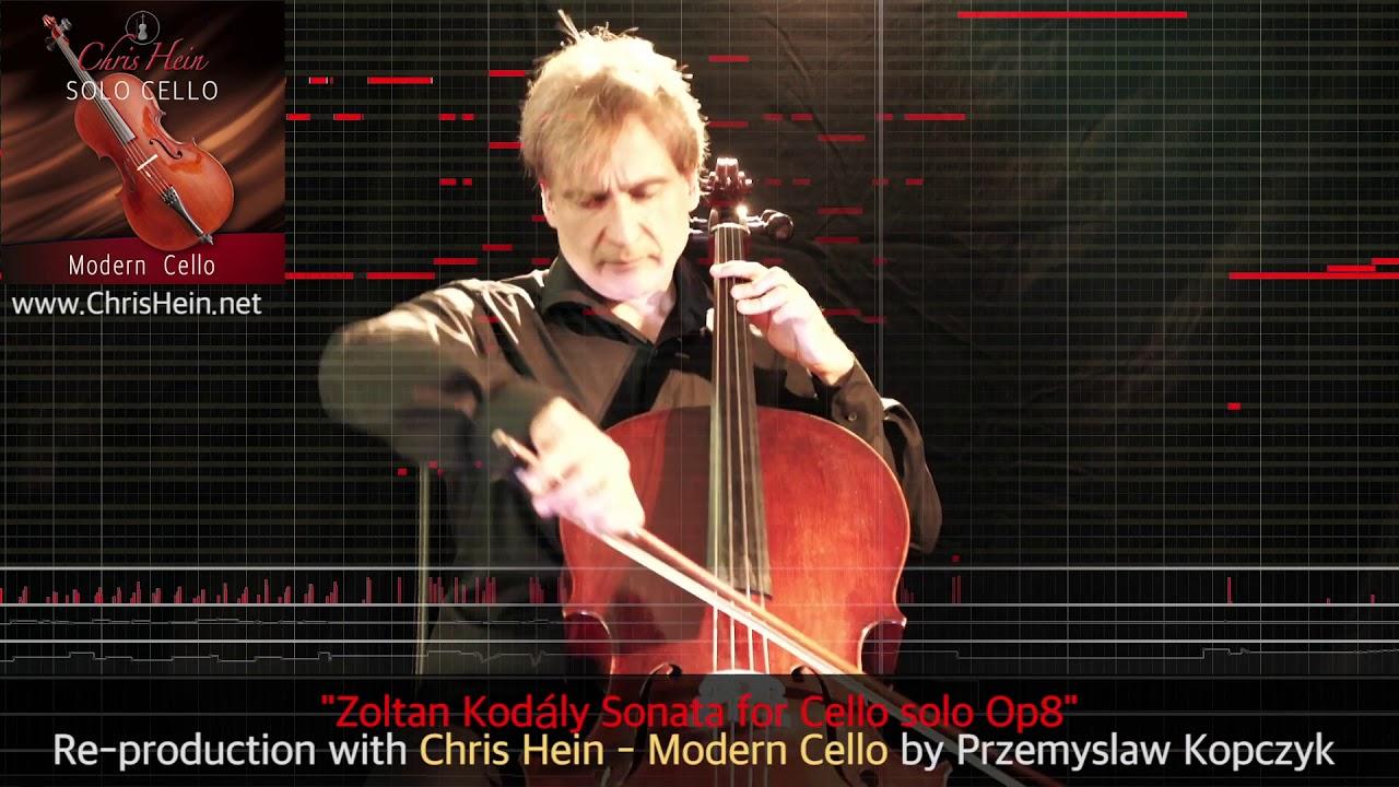 Chris Hein Solo Cello Modern Cello Reproduction Best Service Youtube