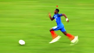 Legendary Sprint Speeds & Runs in Football ᴴᴰ