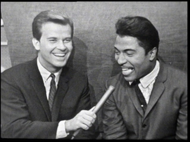 American Bandstand 1964- Interview Little Richard