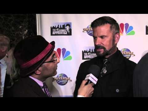 The Celebrity Apprentice 2015 - Finale Interview With Lorenzo Lamas
