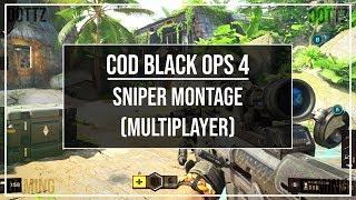 Black Ops 4 Sniper Montage | Dottz Gaming
