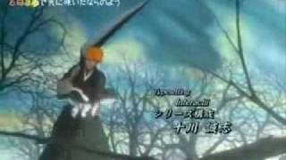 Bleach Opening 3 english subs.