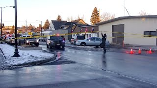 THIS HAPPENED IN THE 3000 BLK OF NORTH MONROE STREET... MAN THAT WA...