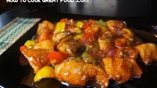 Sweet n Sour Chicken Recipe - Tagalog Filipino Pinoy Manok