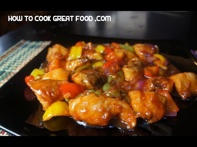 Paano Magluto Sweet N Sour Chicken Recipe Tagalog Filipino Pinoy Manok Youtube