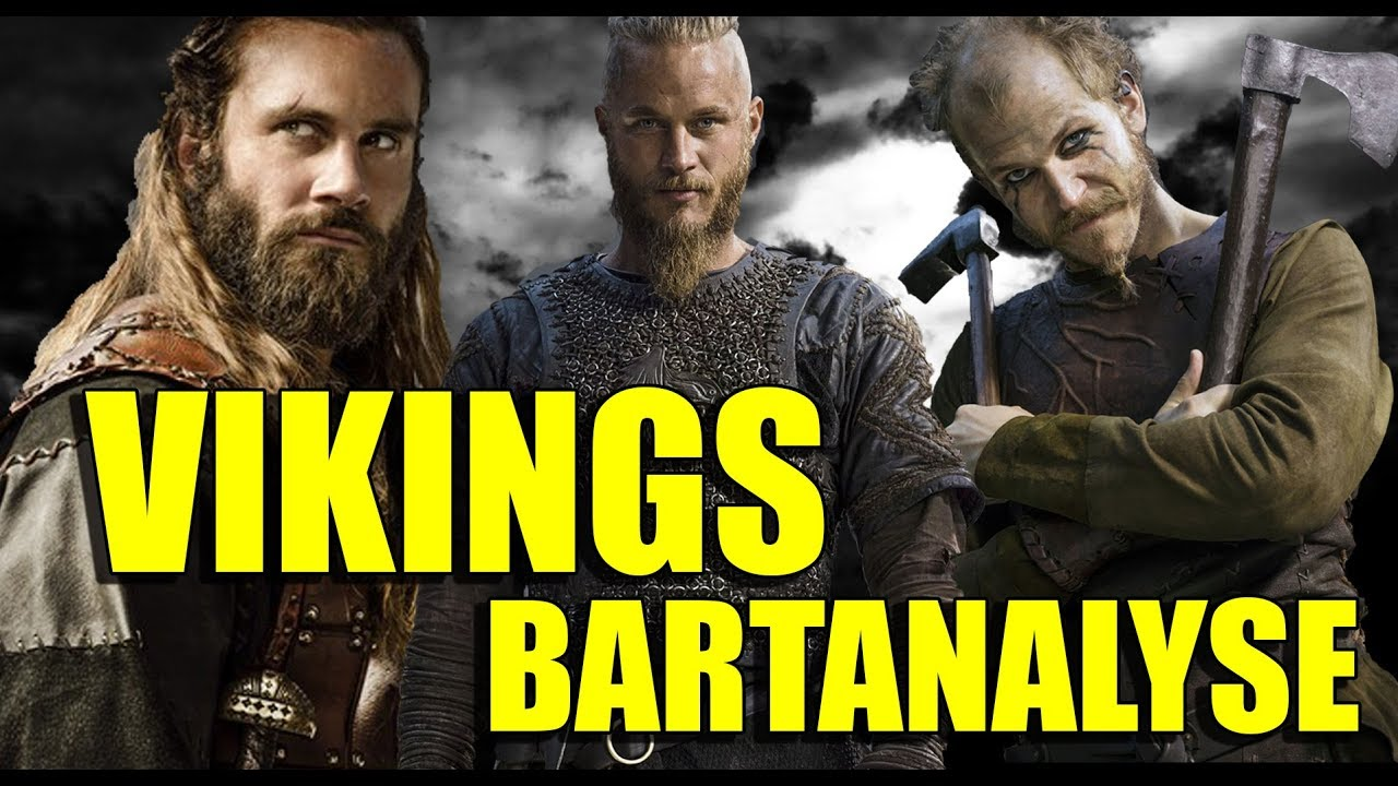 Vikings Bart Analyse Ragnar Rollo Floki Bartmann Youtube