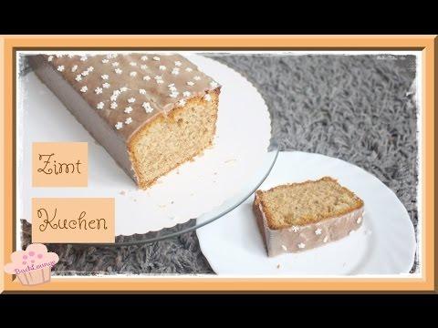 DIY | Zimtkuchen | Cinnamon Cake  - schnell & einfach - selber machen BackLounge Rezept