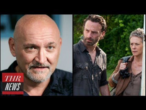 'Walking Dead': Frank Darabont Defends Shocking Emails, Cites 'Intense & Stressful' Time  THR