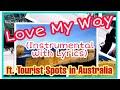 Love My Way- Instrumental with Lyrics by Kriesha Chu 크리샤 츄