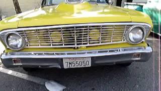 1964 Ford 302Boss Ranchero @CruiseNight May2011