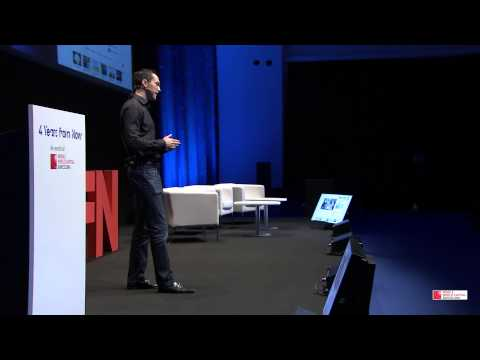 Airbnb: be a cereal entrepreneur. Nathan Blecharczyk - 4 Years From Now