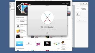 How to make a bootable OS X El Capitan USB Install Drive