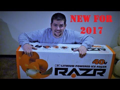UNBOXING The RAZR 40V Lithium
